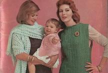 Crochet hairpin lace!