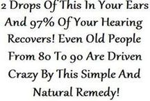 hearing problem remedy
