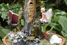 Fairy Gardens and Houses / by Carlee Dise