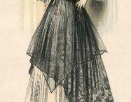 1916 dresses