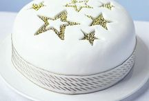 Kerst taarten met soof