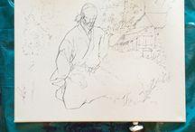 My Work In Progress #WIP / Work In Progress #WIP #Art #Artist #Painting #ContemporaryArt