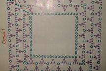 szydełkowe schematy poncho
