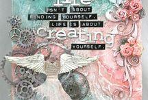 Inspiring works / by Kraaft Shaak