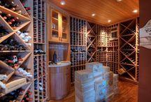 Wine Cellar Ideas / Home Wine Cellars