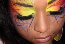 Makeup / makeup for everyday and outrageous / by Claire Sextience