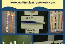 Classroom schedules
