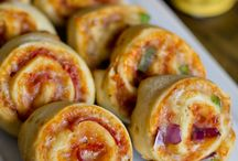 Pizzarolletjes