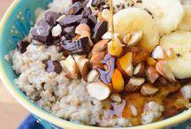 Oats and Porridge ❤