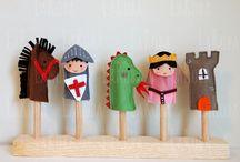 finge puppets