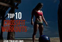 Workouts 4 Outdoor Fitness / Ideen Sampling für Wildfits Workouts