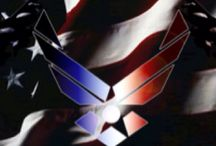 Air Force/Military Stuff (Support our military families !) / by Kim Reese