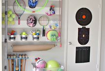 Garage Organization and Ideas