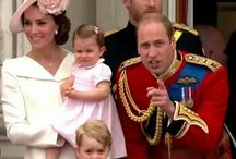 prince George & family