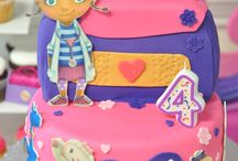 Doc McStuffins Birthday / by Misty Brown-Malmstrom