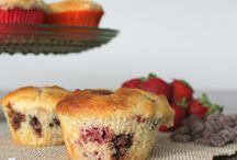 PicNic: Muffins / A collection of muffins made in the PicNic kitchen