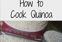 recetas con quinua