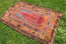 Antique kilims and rugs / Antique handmade flatwoven kilim rugs and carpets