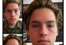 -Sprouse brothers- / Sometimes I don't know if it's Dylan or Cole