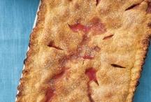 Rhubarb recipes / by Jane Novak