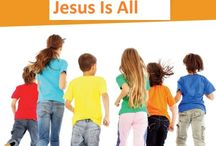 Jesus Is All / We hope that Small Group Lessons and Study will continue to meet and thrive all year round. Group study examines what it means to deny one's self and truly follow Jesus Is All. http://www.jesusisall.com/