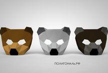 Polygonal Toys