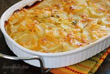 """Recipes: side dish / Anything the """"goes along"""" with the main course."""