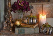 halloween decor inspiration / Everything #Halloween #Halloweendecor
