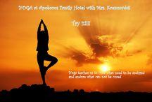 Yoga Retreat / Yoga and Meditation Retreat