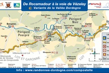 Chemin vallée Dordogne