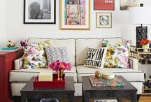 Livingroom / by Rachel Cates