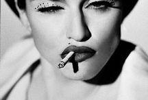 съемка / портрет с сигаретой