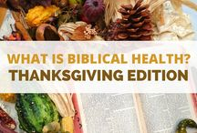 Holiday Ideas For The Abundant Life / Tips for Christmas, Thanksgiving, and other holidays including recipes, decorations, crafts, and more. The holidays can be a joyful time with friends and families while you still practice Biblical Health principles.