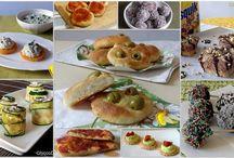 BATTESIMO idee buffet