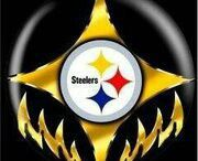 Steeler Nation all Day! / by Jewel Hubbard