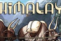 Hymalaya / Extension pour le jeu Hymalaya