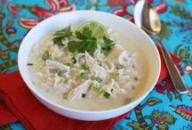 Soups / Hearty soups, light soups, low calories soups, crock pot soups- basically all forms of delicious soup recipes in one place