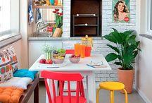 Sala de jantar / Inspirações de decor para uma refeição cheia de amor e lindeza