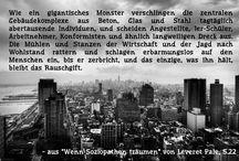 Zitate / Zitate aus den Büchern des Schriftstellers Leveret Pale alias Nikodem Skrobisz über Literatur Kultur und das Leben