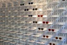 Opticians store / 안경원