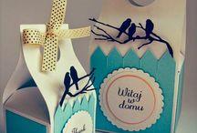 Pudełeczka na prezenty