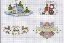 Cross Stitch - Christmas
