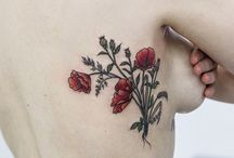 get inked / mapping permanent artwork across the dips and the valleys, the long stretches of skin
