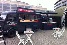 Mobile coffee / Кофемобили