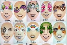 Facepaint ideas