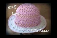Video av rosa hatt