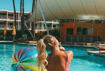 Swimsuit /pool shots ideas