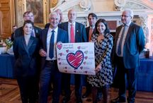 2016 LYLM Launch / The European launch of LYLM 2016 took place on 1 May in Paris in the presence of the President of France and the Mayor of Paris
