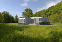 Up Homes Contemporary / Our Contemporary design option