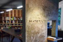 Office industry / Inšpiracia pre náš nový objekt